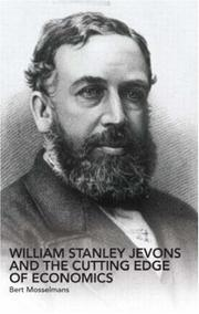 Cover of: Jevons' Economics