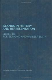 Cover of: Island, Histories and Representations | Rod Edmond