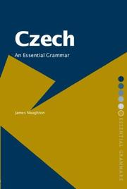 Cover of: Czech