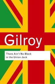 Cover of: There Ain't No Black in the Union Jack