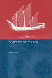 Cover of: Boats of South Asia