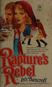 Rapture's rebel