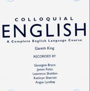 Cover of: Colloquial English | Gareth King