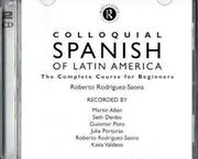 Cover of: Colloquial Spanish of Latin America