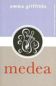Cover of: Medea | Emma Griffiths