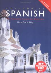 Cover of: Colloquial Spanish