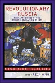 Cover of: Revolutionary Russia