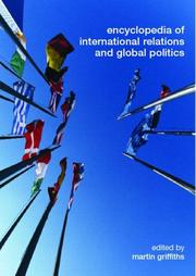 Cover of: Encyclopedia of International Relations and Global Politics