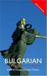 Cover of: Colloquial Bulgarian