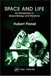Cover of: Space and Life | Hubert Planel