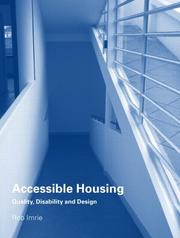 Cover of: Accessible housing