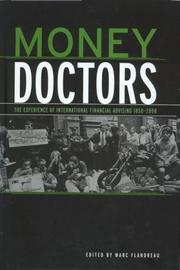 Cover of: Money Doctors