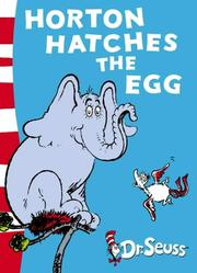 Cover of: Horton Hatches the Egg (Dr Seuss Yellow Back Book)