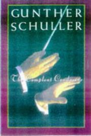 Cover of: The compleat conductor | Gunther Schuller
