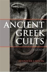Cover of: Ancient Greek Cults