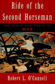 Cover of: Ride of the second horseman