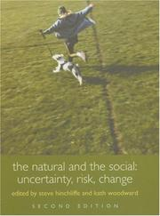 Cover of: The Natural and the Social | St Hinchcliffe