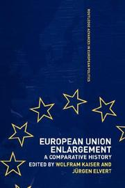 Cover of: European Union Enlargement