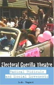 Cover of: Electoral Guerilla Theatre