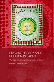 Cover of: Psychotherapy and Religion in Japan