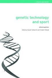 Cover of: Genetic technology and sport