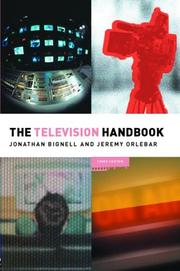 Cover of: The television handbook
