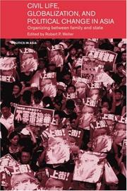 Civil life, globalization, and political change in Asia