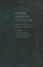 Cover of: Cross Channel Currents | D. Johnson