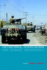 Cover of: Networks, Terrorism and Global Insurgency