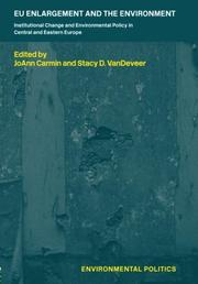 Cover of: EU Enlargement and the Environment |