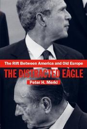 Cover of: The distracted eagle