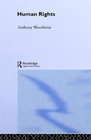 Cover of: Human Rights (Key Ideas) | Anthony Woodiwiss