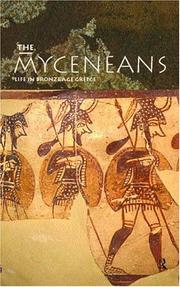Cover of: Myceneans | Rodn Castleden