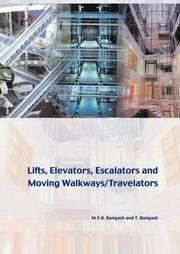 Cover of: Lifts, Elevators and Moving Walkways/Travelators
