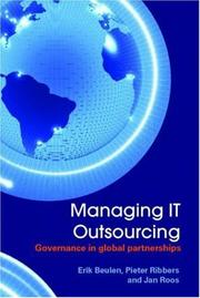 Cover of: Global Outsourcing