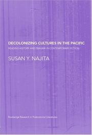 Cover of: Decolonizing Cultures in the Pacific