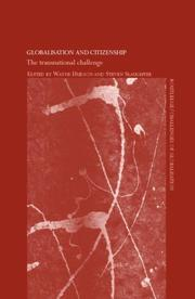 Cover of: Globalisation and Citizenship