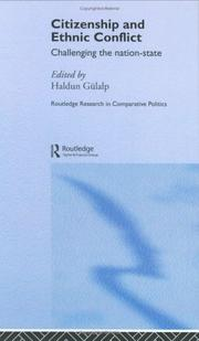 Cover of: Citizenship and Ethic Conflict | Haldun Gulalp