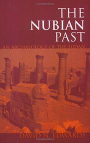 Cover of: The Nubian past