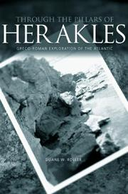 Cover of: Through the pillars of Herakles