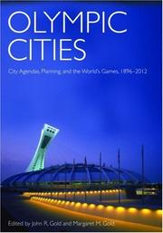 Cover of: Olympic Cities
