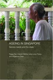 Cover of: Ageing in Singapore
