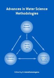 Cover of: Advances in Water Science Methodologies