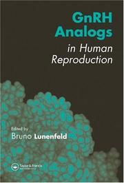 Cover of: GnRH Analogs in Human Reproduction