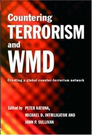 Cover of: Countering Terrorism and WMD | Peter Katona