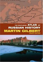 Cover of: The Routledge Atlas of Russian History