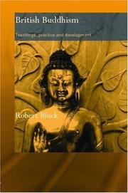 Cover of: British Buddhism