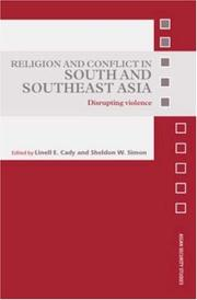 Cover of: Religion and Conflict in South and South-East Asia