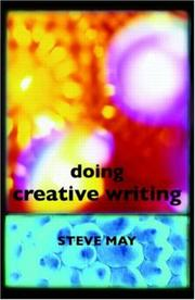 Cover of: Doing Creative Writing