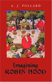 Cover of: Imagining Robin Hood
